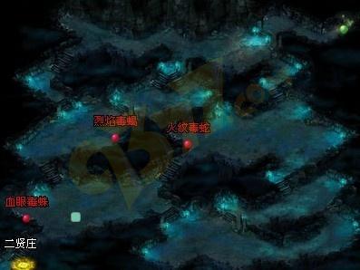梦隋唐材料地图