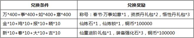 青云志集字