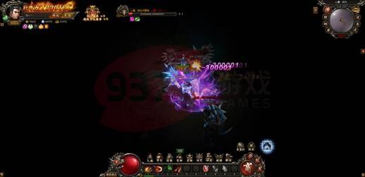 9377灭神迷失传说-心魔地图