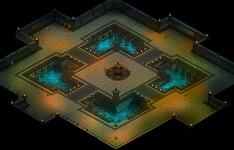 圣妖传野外地图