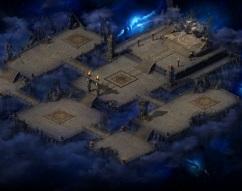 红月传说-战神版混沌冥域(vip地图)