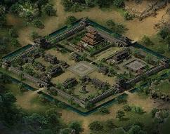 红月传说-战神地图