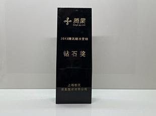 2013年腾讯精准营销钻石奖